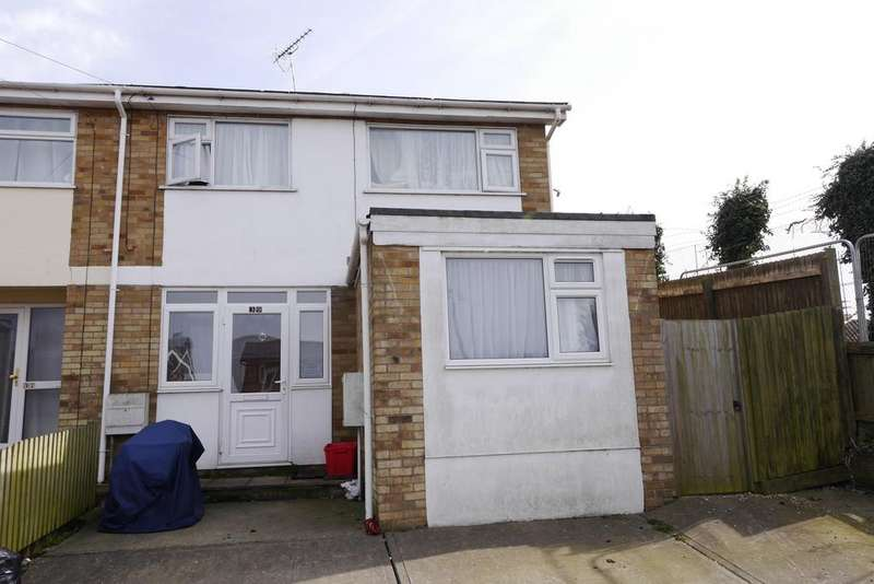 3 Bedrooms End Of Terrace House for sale in Dockfield Avenue, Dovercourt