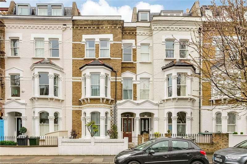 4 Bedrooms Terraced House for sale in Chesilton Road, London, SW6