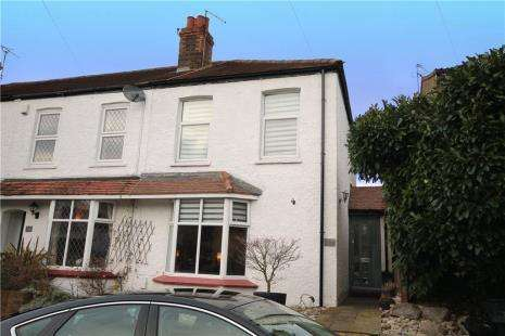 2 Bedrooms End Of Terrace House for sale in Rosebery Road, Epsom