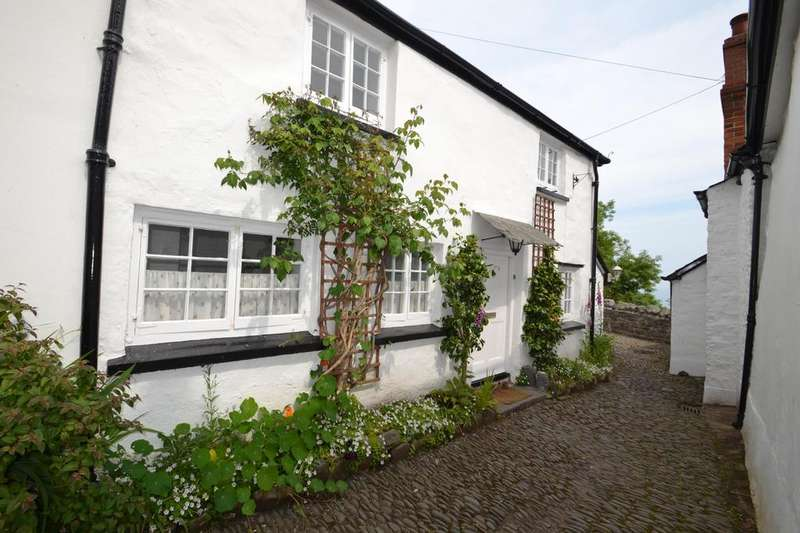 2 Bedrooms Terraced House for rent in High Street, Clovelly
