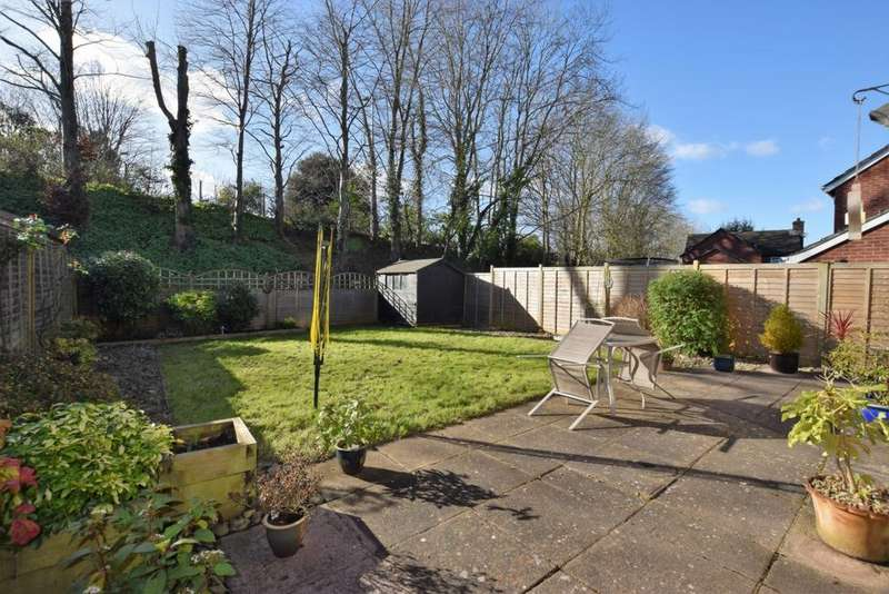3 Bedrooms House for sale in Gittisham Close, Exeter, EX1