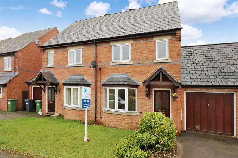 2 Bedrooms Semi Detached House for sale in Mollington Grove Hatton Park