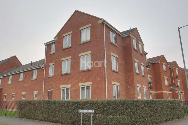 2 Bedrooms Flat for sale in Duke Street, Wembdon