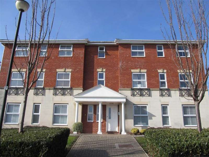1 Bedroom Flat for sale in Heol Broadland, Barry, Vale Of Glamorgan