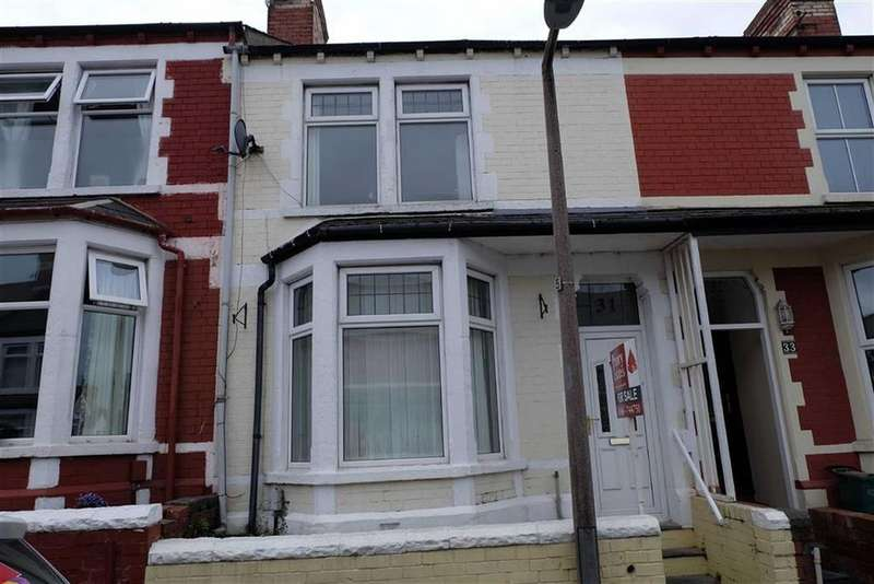 3 Bedrooms Terraced House for sale in Everard Street, Barry, Vale Of Glamorgan
