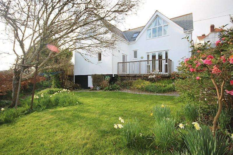4 Bedrooms Detached House for rent in Yealm Road, Newton Ferrers