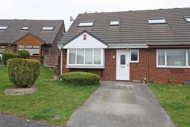 2 Bedrooms End Of Terrace House for sale in Brynderwen, Cwmdare, Aberdare, Mid Glamorgan