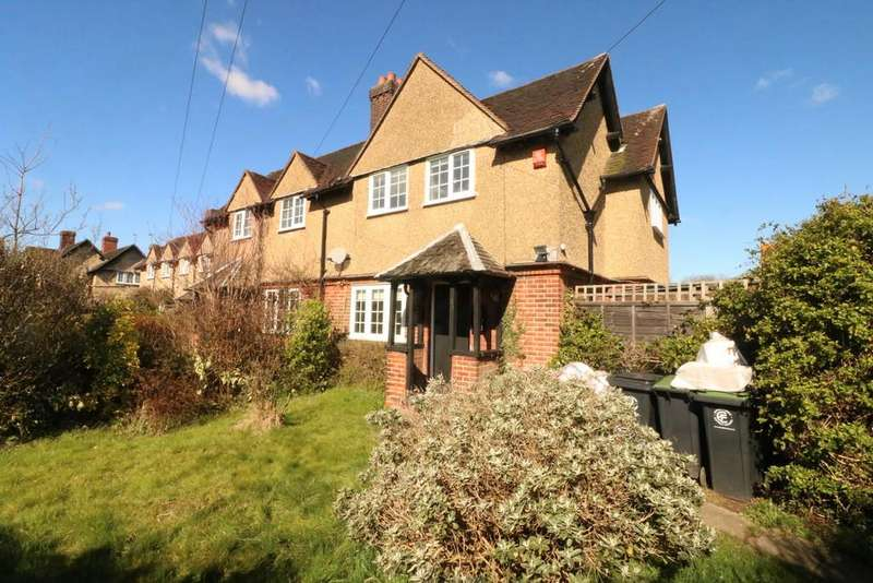 2 Bedrooms Semi Detached House for sale in Lambourne Road, Chigwell