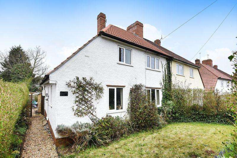 4 Bedrooms Semi Detached House for sale in The Crescent, Bristol