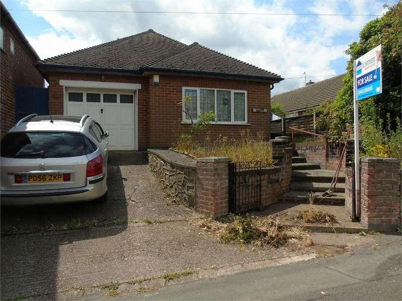 2 Bedrooms Detached Bungalow for sale in Gladstone Street, Ibstock