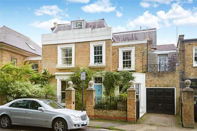 7 Bedrooms Detached House for sale in Ravenscourt Square, Ravenscourt Park, London, W6
