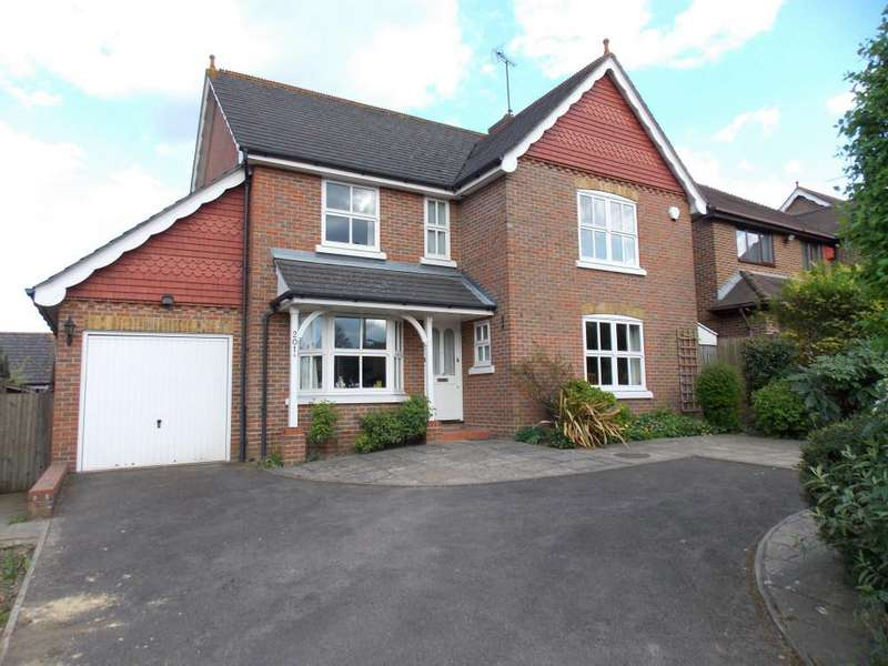 5 Bedrooms Detached House for sale in MAIDSTONE ROAD, ROCHESTER ME1