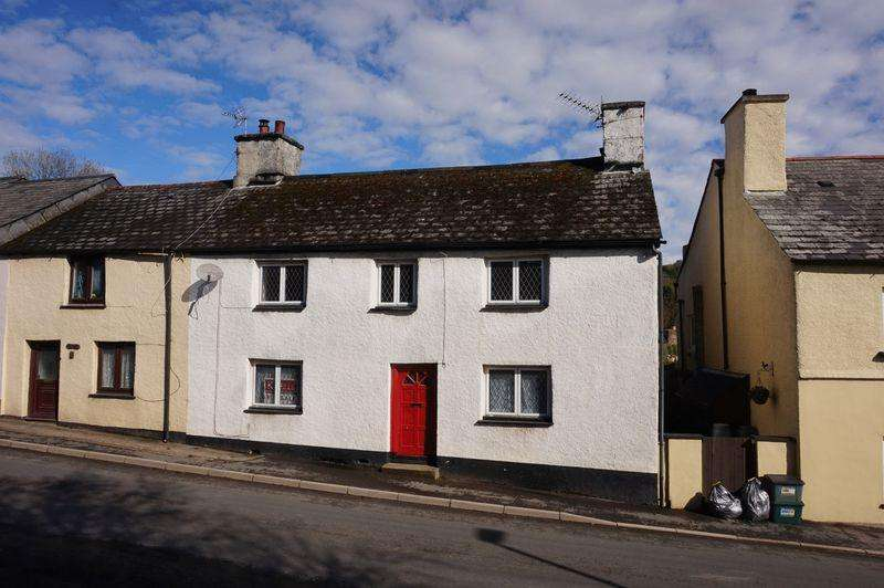 4 Bedrooms Terraced House for sale in Fore Street, Lifton