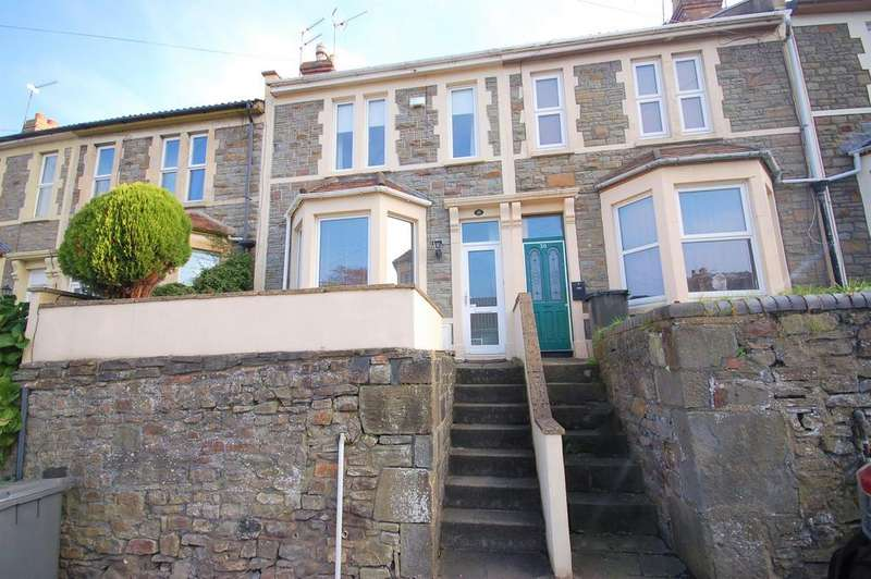 2 Bedrooms Terraced House for sale in Church Road, Kingswood, Bristol BS15 4AZ