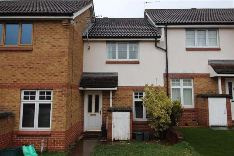 3 Bedrooms Terraced House for sale in Berkeley Way, Emersons Green, Bristol, BS16 7BZ