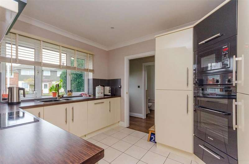 4 Bedrooms Semi Detached House for sale in Whimbrel Green, Larkfield, Aylesford, ME20
