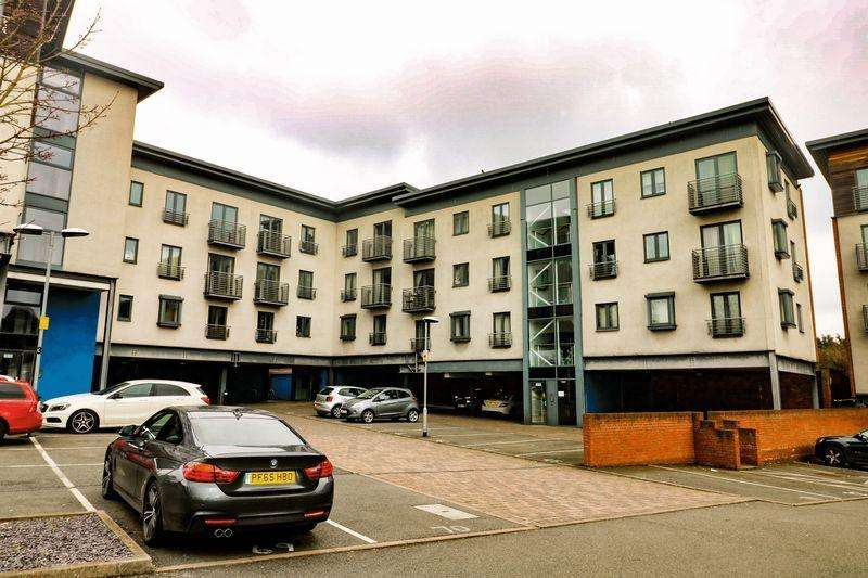 1 Bedroom Apartment Flat for sale in Smiths Flour Mill, Walsall