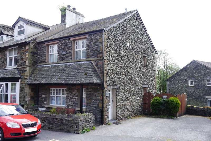 3 Bedrooms Semi Detached House for sale in The Old Stables, 2 Park Road, Windermre, LA23 2AW