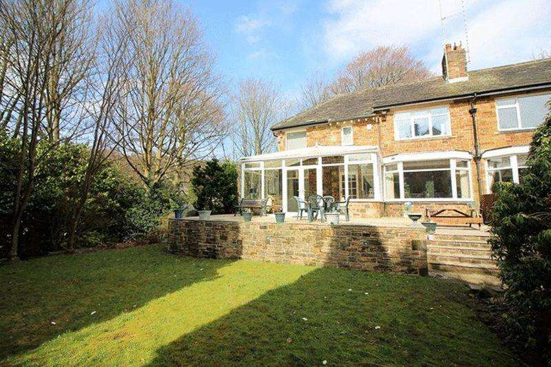 3 Bedrooms Semi Detached House for sale in Willowfield Road, Willowfield, Halifax