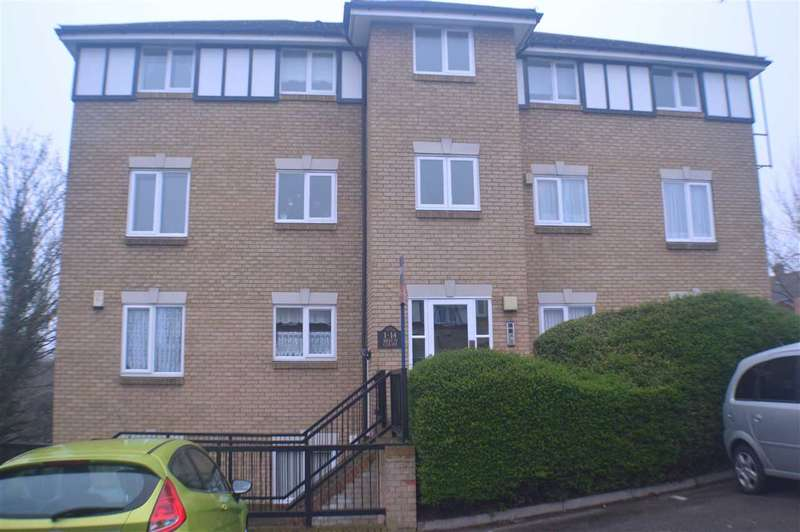 2 Bedrooms Apartment Flat for sale in Beech Court, Norfolk Close, Dartford