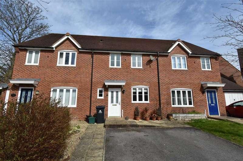 3 Bedrooms Terraced House for sale in Bigstone Meadow, Tutshill, Chepstow