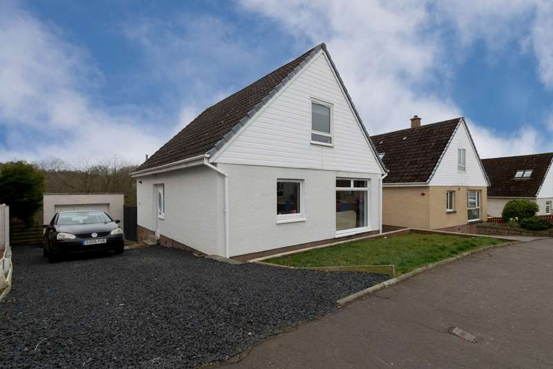 4 Bedrooms Detached House for sale in Porterfield, Comrie KY12