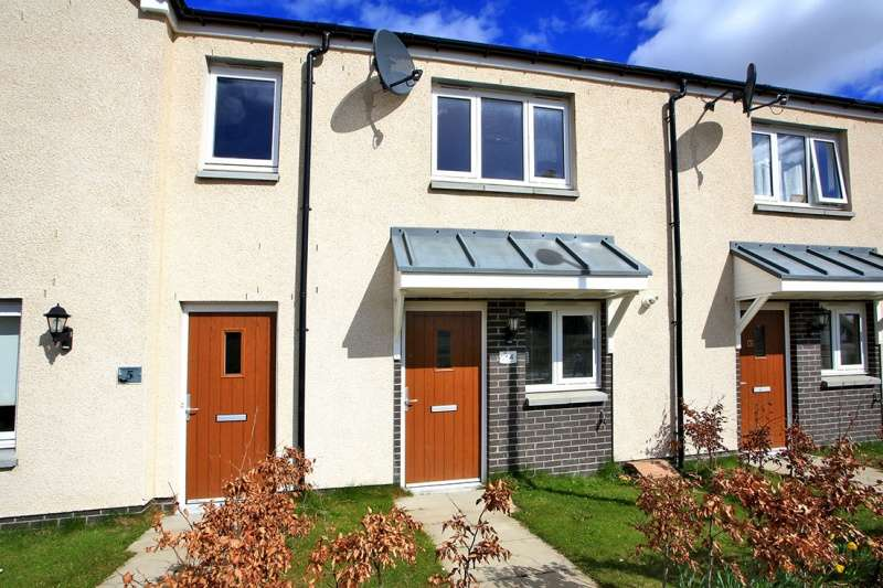3 Bedrooms Terraced House for sale in McCombie Terrace, Alford, AB33 8UQ