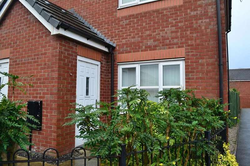 2 Bedrooms Apartment Flat for sale in Liverpool Road, Platt Bridge, Wigan, Greater Manchester, WN2 5BD