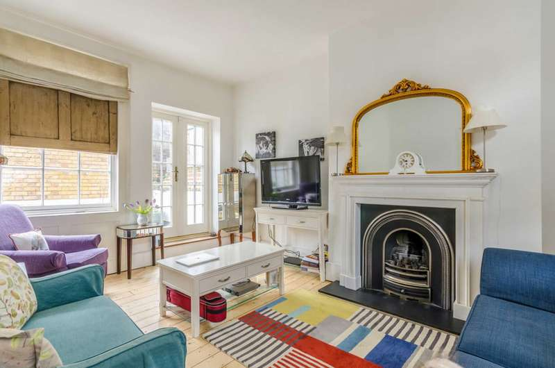 2 Bedrooms House for sale in Allingham Street, Islington, N1