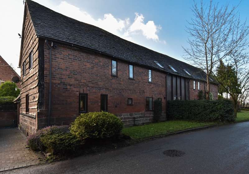 2 Bedrooms Barn Conversion Character Property for sale in Stoke Pound Lane, Stoke Prior, Bromsgrove, B60
