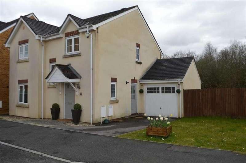 4 Bedrooms Detached House for sale in Gelli Deg, Swansea, SA5