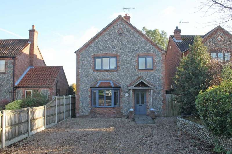 4 Bedrooms Detached House for sale in The Lane, Melton Constable, Briston NR24