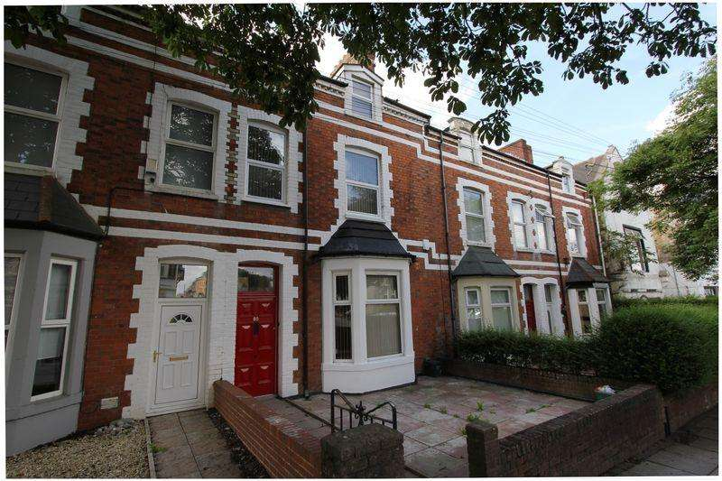 5 Bedrooms Terraced House for sale in Windsor Road, Penarth