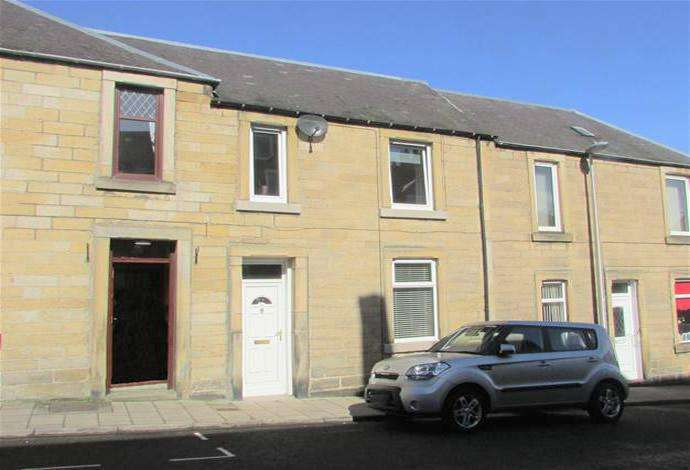 2 Bedrooms Terraced House for sale in 9 Gladstone Street, Hawick, TD9 0HY