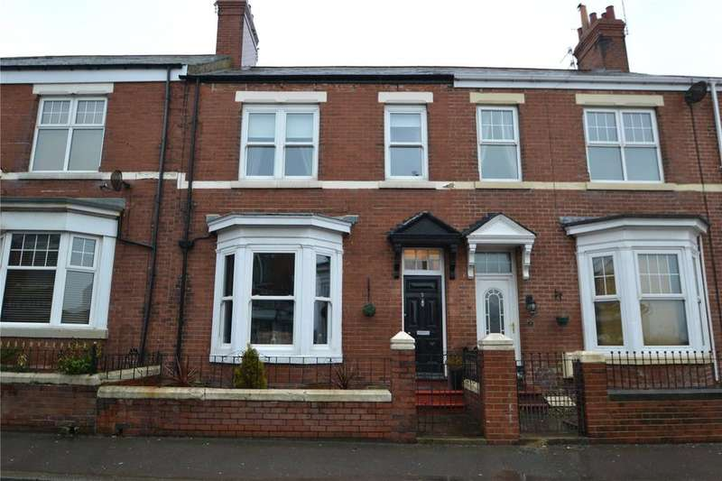 3 Bedrooms Terraced House for sale in Princess Road, Seaham, Co. Durham, SR7