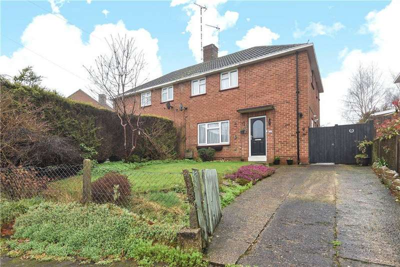3 Bedrooms Semi Detached House for sale in New Croft, Weedon, Northampton, Northamptonshire