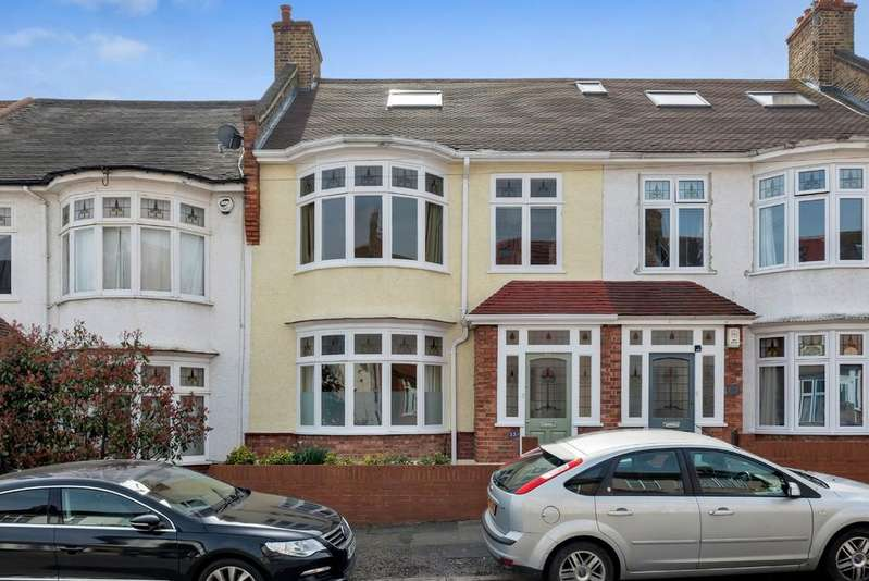 4 Bedrooms Terraced House for sale in Parbury Road SE23