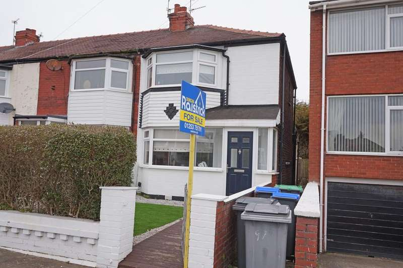 2 Bedrooms End Of Terrace House for sale in Penrose Avenue Marton