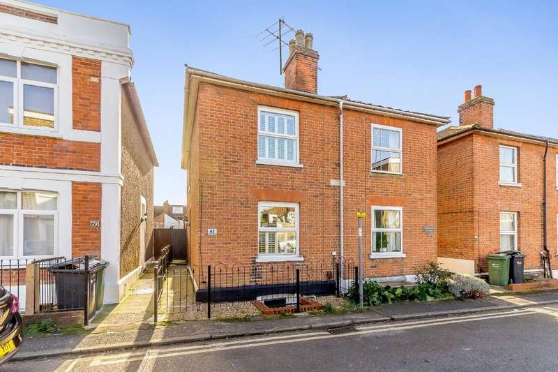 4 Bedrooms Semi Detached House for sale in Drummond Road, Guildford