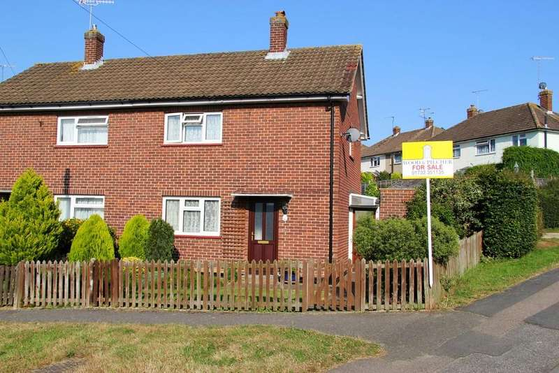 2 Bedrooms Semi Detached House for sale in Tonbridge, Kent