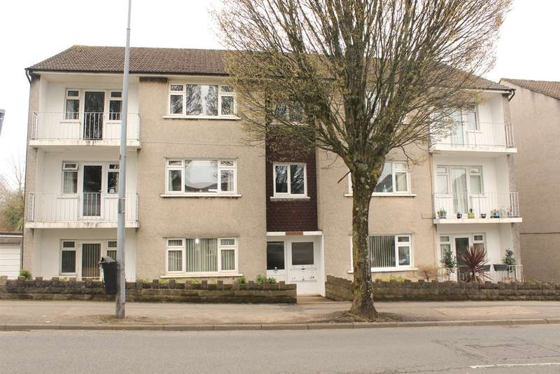 2 Bedrooms Flat for sale in Heol Hir, Llanishen, Cardiff
