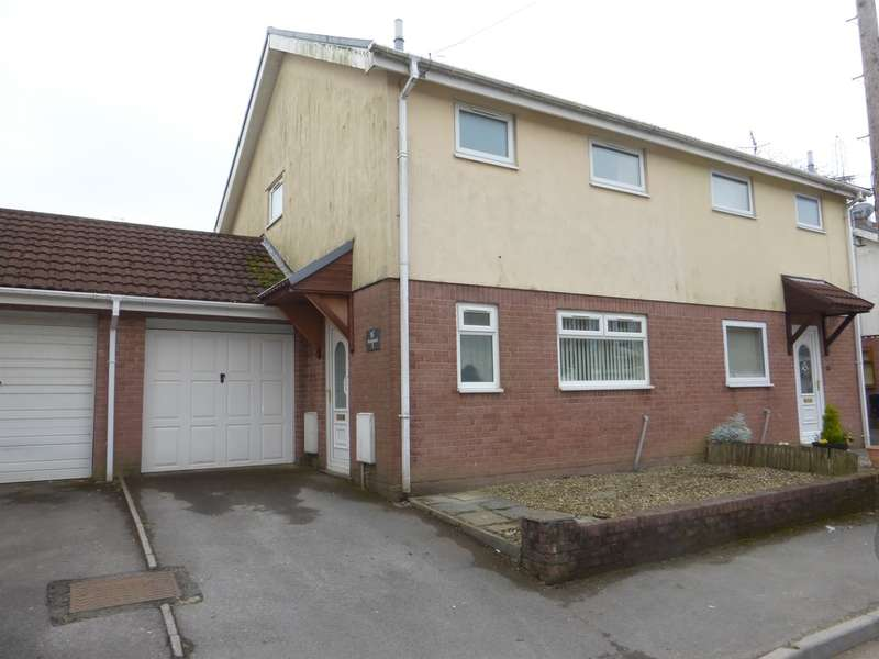 3 Bedrooms Semi Detached House for sale in Tylcha Fach Close, Coed Ely, Porth