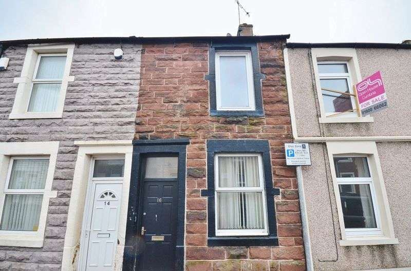 2 Bedrooms Property for sale in Winifred Street, Workington