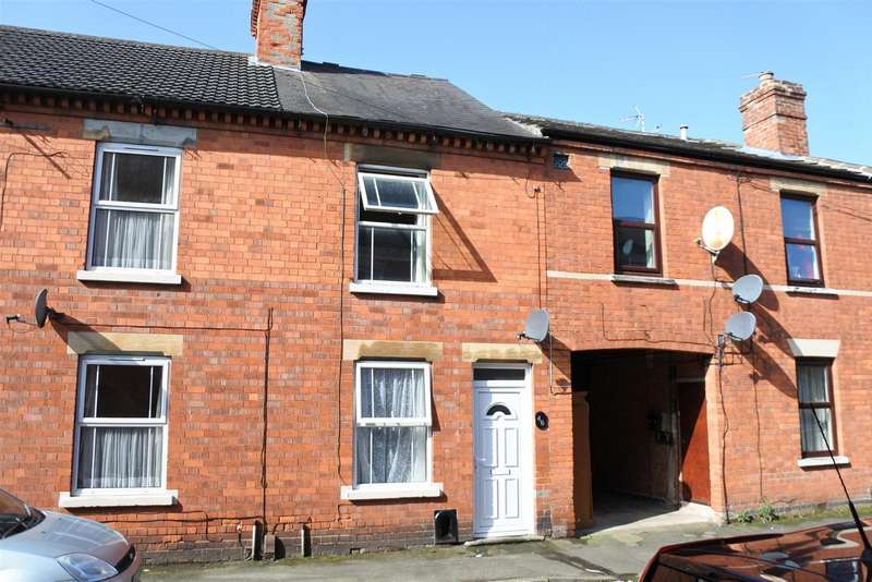 2 Bedrooms Terraced House for sale in Sidney Street, Grantham