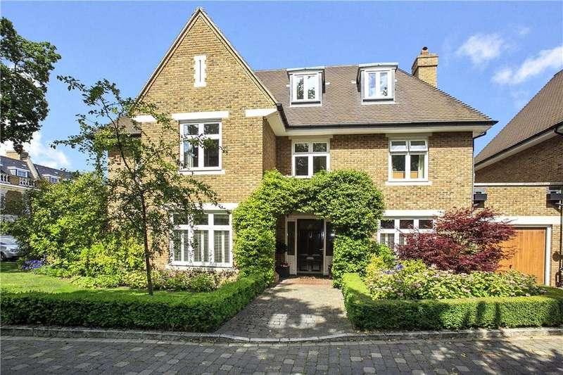 5 Bedrooms Semi Detached House for sale in Chalmers Way, Twickenham, Richmond, TW1
