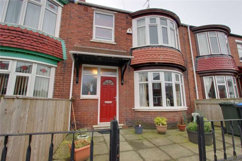 3 Bedrooms Terraced House for sale in Rochester Road, Linthorpe