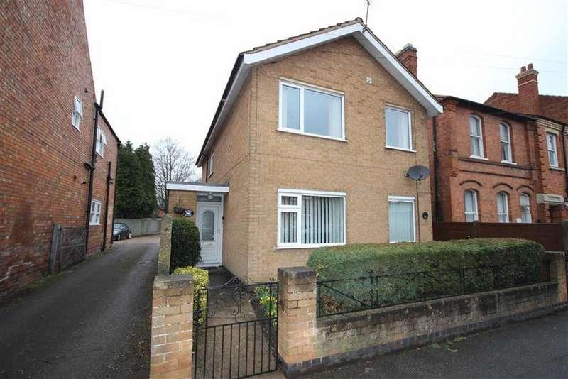 2 Bedrooms Flat for sale in Harcourt Street, Newark, Nottinghamshire