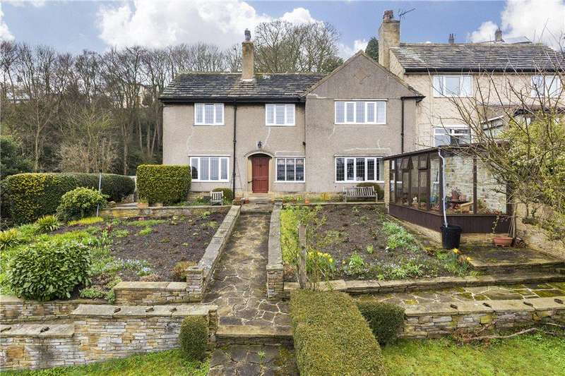 3 Bedrooms Unique Property for sale in Kiln Bank, Slade Lane, Riddlesden, Keighley