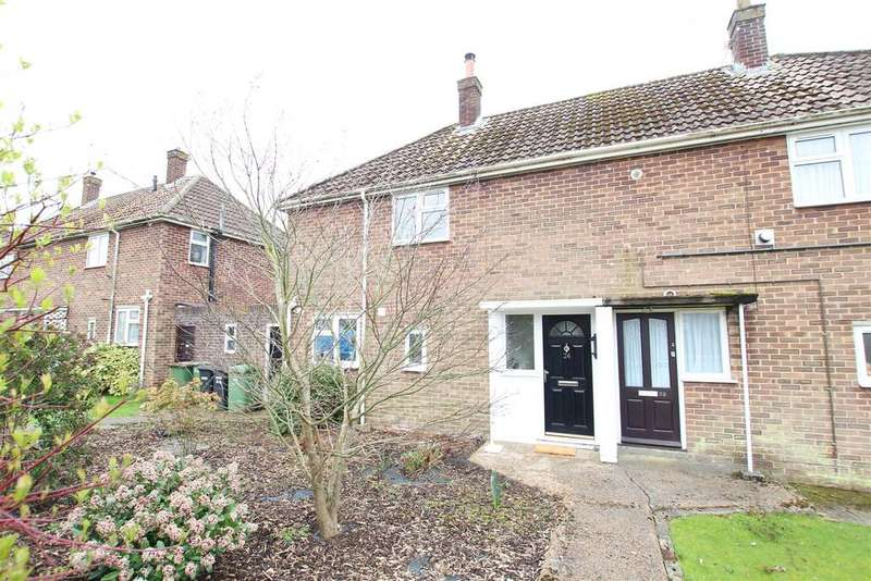2 Bedrooms Semi Detached House for sale in Underwood Road, Bishopstoke, Eastleigh