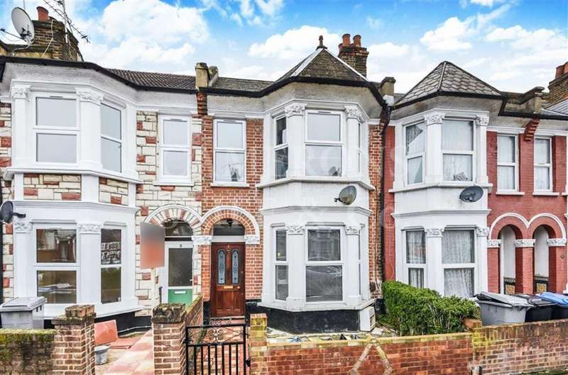 3 Bedrooms Terraced House for sale in Buxton Road, Willesden, London, NW2